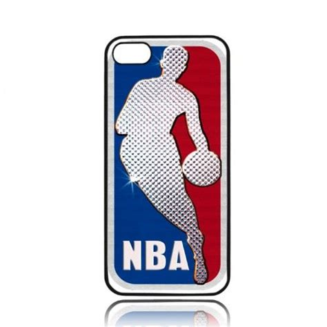 Nba Basket Logo Iphone 5 Custom nba logo 1 iphone 4 4s or iphone 5 iphones