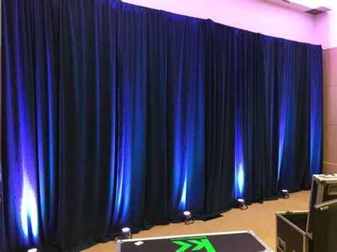 pipe and drape atlanta velvet pipe drape kit 12 foot tall rentals atlanta ga
