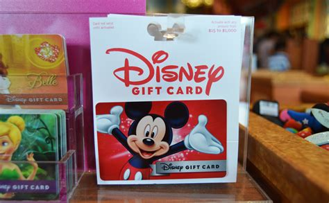 Restaurant Com Gift Card Disney - 8 tips most people don t know about shopping at walt disney world disney dining
