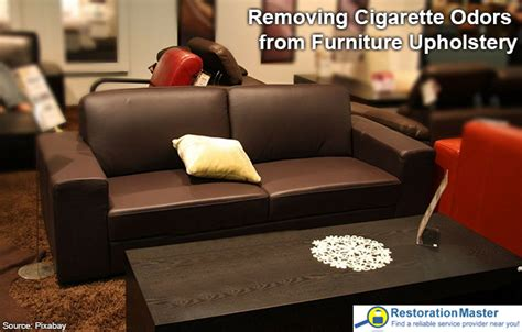 how to get smoke smell out of sofa how to remove cigarette odors from furniture upholstery