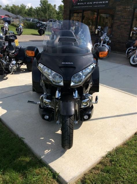 Motorcycle Dealers Dayton Ohio by Honda Trike Motorcycles For Sale In Dayton Ohio