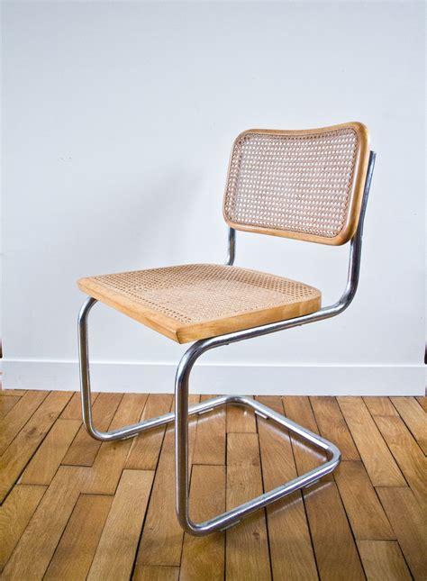 chaise marcel breuer chaise marcel breuer mod 232 le b32 mes petites puces