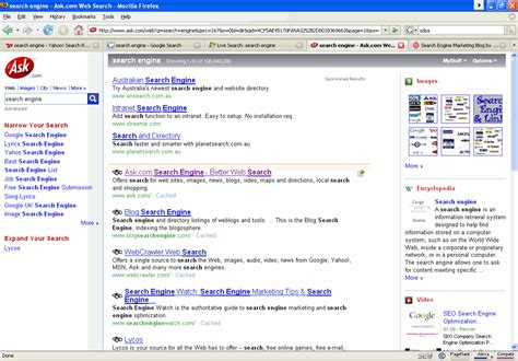 The Search Ranks Altavista As Number One Search Engine Ineedhits