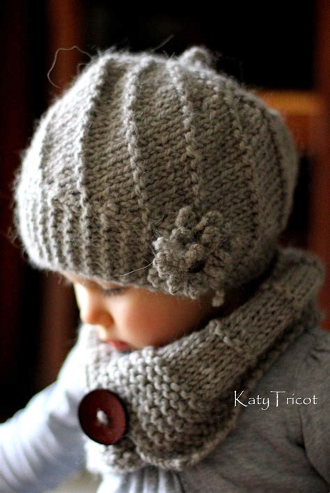 toddler knit hat pdf knitting pattern hat and cowl cool wool toddler
