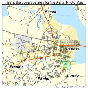 where is palatka florida on a map aerial photography map of palatka fl florida