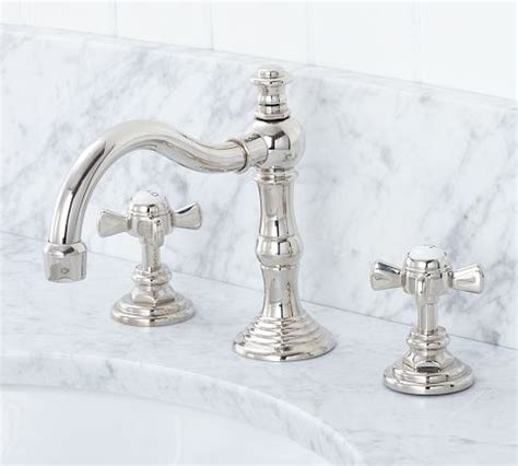 Pottery Barn Bathroom Faucets by Faucet Bathroom Details