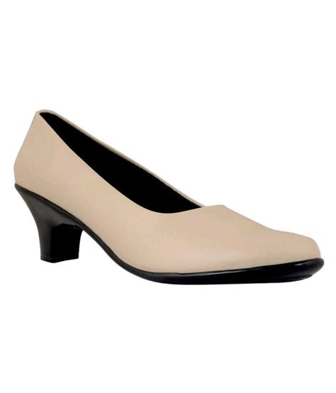 Foot Cl Assy beige formal shoes price in india buy