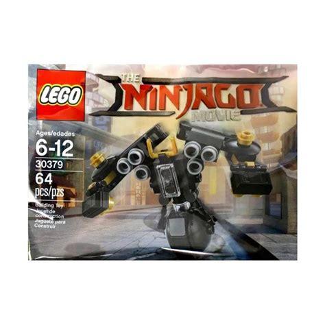 Kaos Anak Lego Ninjago 02 Terbatas jual lego 30379 the lego ninjago quake mech blocks