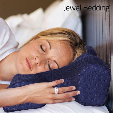 almohada antiarrugas almohada viscoel 225 stica antiarrugas jewel bedding innova
