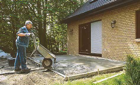 bodenplatte bauen selbstde