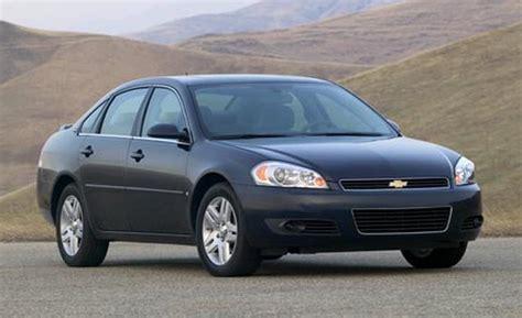 2007 impala ltz car and driver