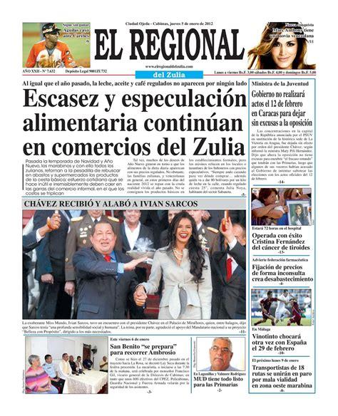 el regonal del zulia calam 233 o el regional del zulia 05 01 2012