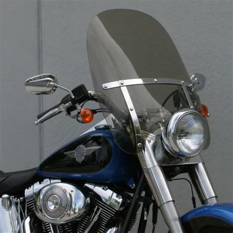 Harley Davidson Windshields by Classic Ii Windshield H D Boy Special Heritage With