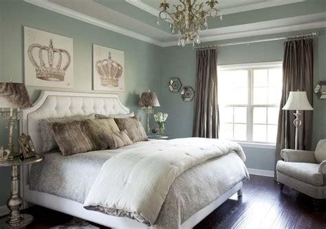 blue paint colors for master bedroom sherwin williams silver mist paint color our master