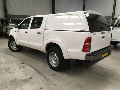 toyota 4wd toyota hilux 2 5 d 4d active double cab pickup 4wd 4dr ex