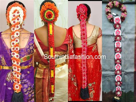 Online Shopping Home Decor South Africa south indian floral bridal hair styles south india fashion
