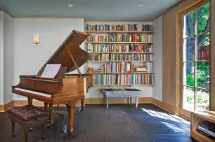 Music Room For Piano Modern Home Office Minneapolis