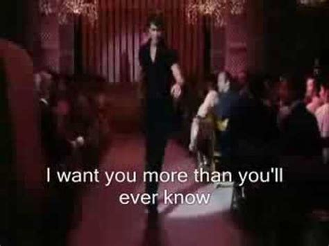 dirty dancing time of my life lyrics dirty dancing time of my life with lyrics youtube