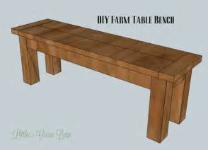 dining room bench seat plans images