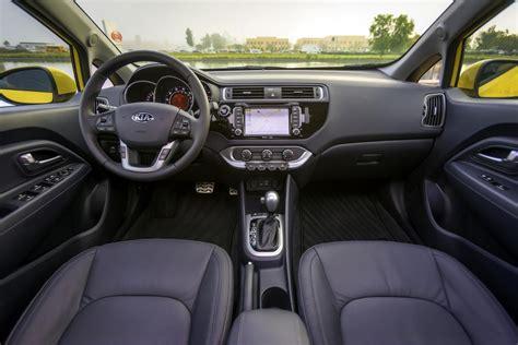 Kia Hatchback Interior 2016 Kia Hatchback And Sedan Machinespider