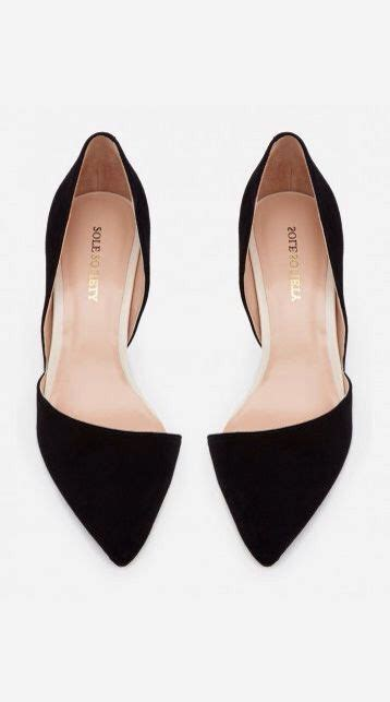 the fashionable trends in black flats medodeal