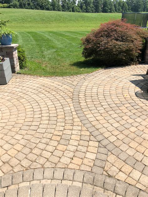 removing mold from concrete patio how to remove mildew and mold from paver patio and
