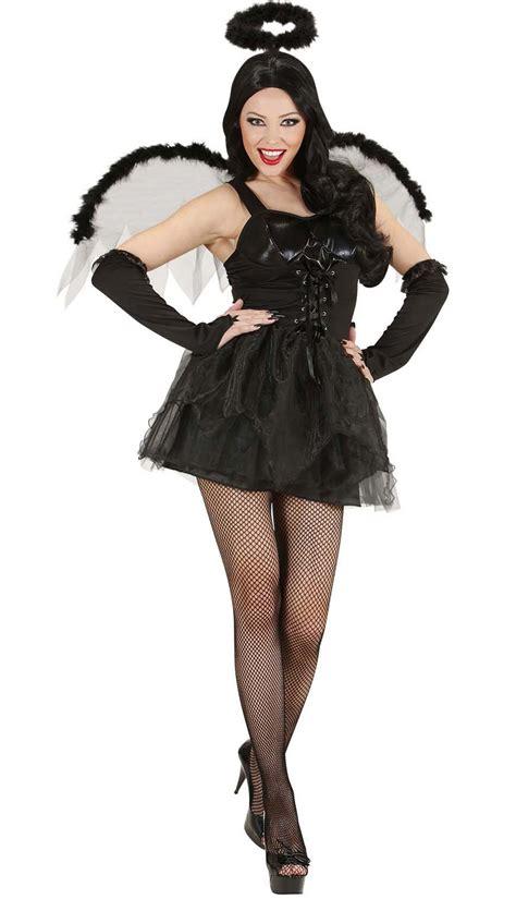 imagenes angel negro disfraz 225 ngel negro mujer halloween disfraces adultos y