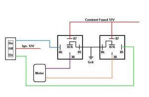 wiring 2 relays