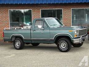Dothan Ford 1981 Ford F100 For Sale In Dothan Alabama Classified