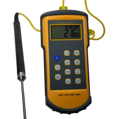 Termometer Digital acc950k single k probe digital thermometer