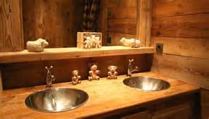 indogate salle de bain chalet de montagne