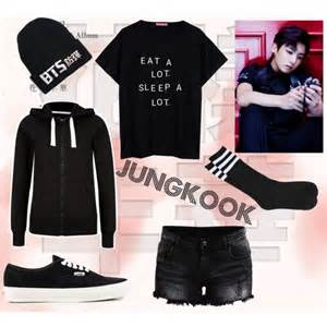 jungkook ideal type polyvore
