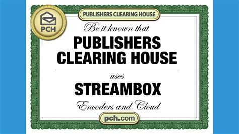 publish house publishers clearing house annette jenkens youtube