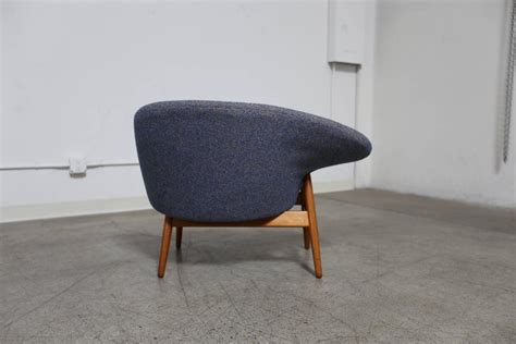 fried couch quot fried egg quot chair by hans olsen for sale at 1stdibs