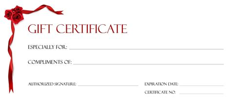 Card Template Microsoft Word 2003 by Microsoft Word 2003 Gift Certificate Template Valid