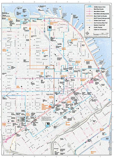 san francisco map of downtown sixpence house paul collins 11 03 book club export