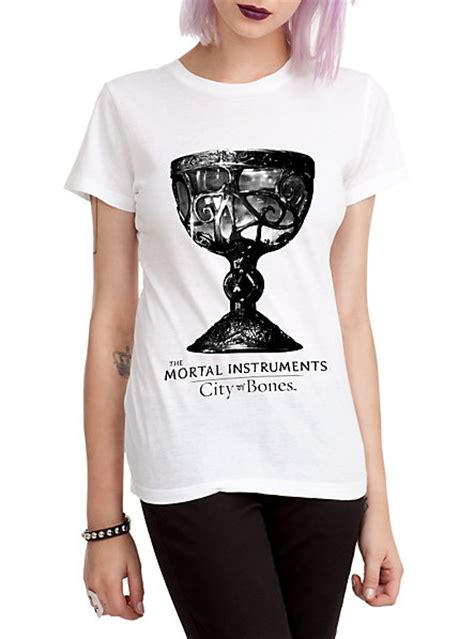the mortal instruments city of bones hot topic the mortal instruments city of bones cup girls t shirt