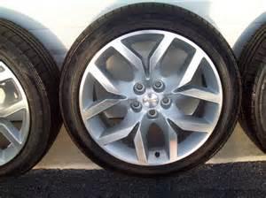 for sale 2014 chevrolet impala ltz oem 19 quot rims and tires