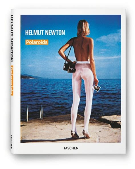 helmut newton polaroids give glimpse of controversial artist fashion insights from the