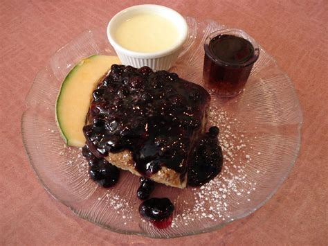 Blueberry Hill Pancake House by Illinois Pancakes The Blueberry Hill Pancake House Darien