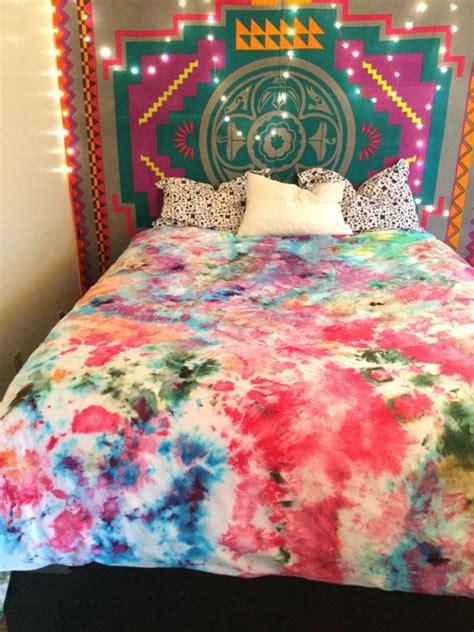 tye dye comforter 25 best ideas about tie dye bedding on pinterest tie