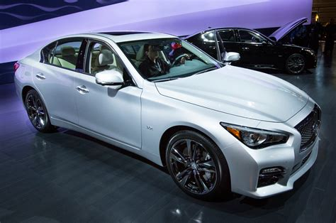 Infiniti Of 2016 Infiniti Q50 Engine Lineup Shown In Chicago