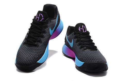 Sepatu Basket Nike Hyperdunk 2017 Low Flip The Switch Purple Nike Hyperdunk 2017 Ep Low Flip The Switch Black Pink