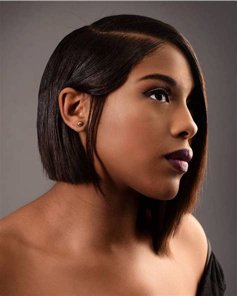 blunt cuts on african american women 60 exquisite long and short bob hairstyles for black women