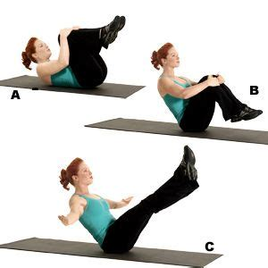 rock the boat balance exercise 103 best dr oz being healthy workout images on pinterest