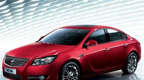 Sk Gmc Buick Buick Regal Je Len Premenovan 253 Opel Insignia Novinky