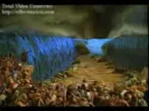 Kisah Nabi Musa As Membelah Lautan nabi musa membelah lautan videolike