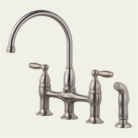 delta faucet kitchen faucet com 21966lf ss in stainless steel by delta