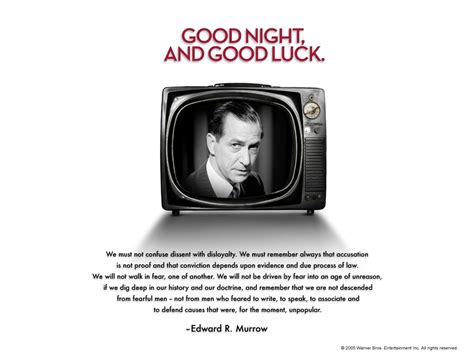 film quotes good luck good night quotes from movies quotesgram