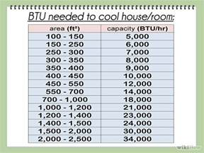 How Do I Find The Square Footage Of My House by Calculate Btu Per Square Foot Step 9